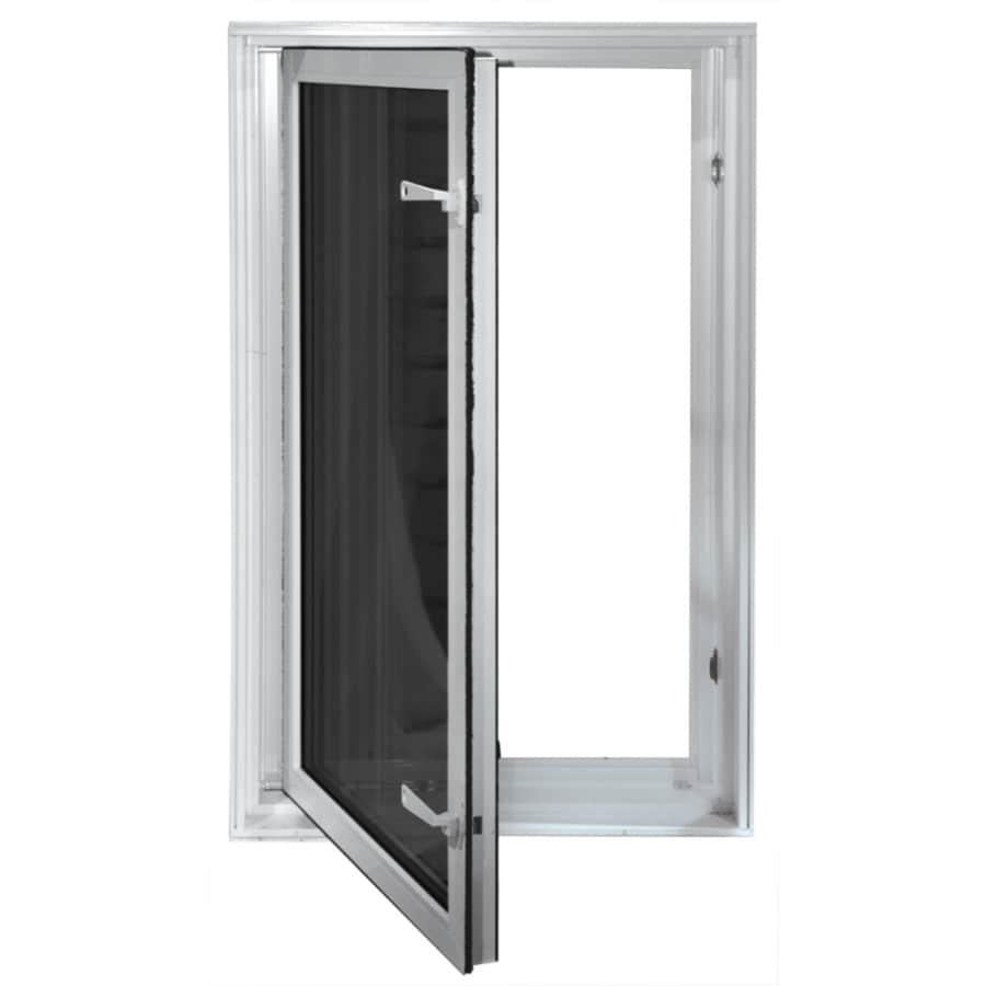 Shop wellcraft 27 5 in x 45 5 in double pane double for New construction windows reviews