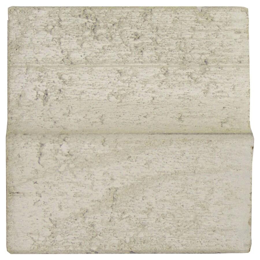 Novabrik Marble White Brick Veneer Corner Strip