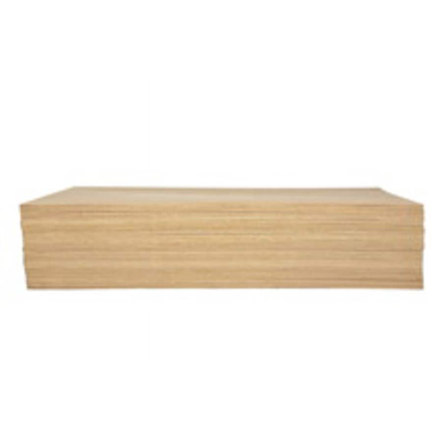 Lauan Plywood (Actual: 0.375-in)