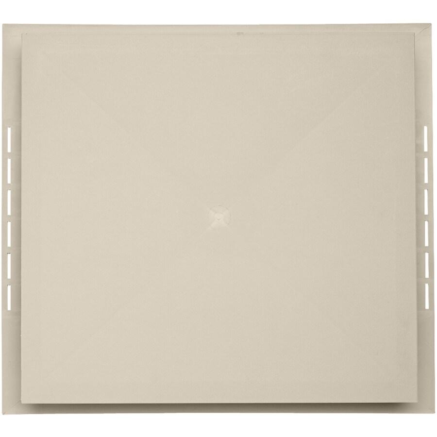 18.5-in x 16.75-in Tan Vinyl Universal Mounting Block