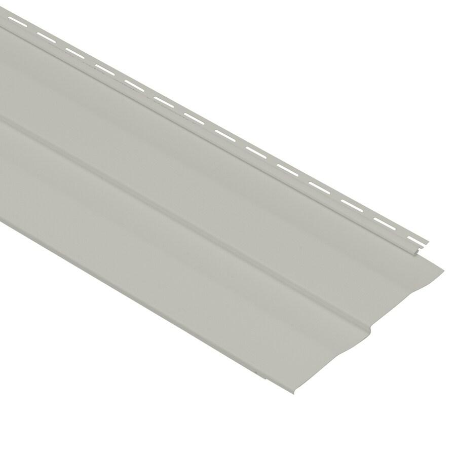 Georgia-Pacific Vinyl Siding Vision Pro 10-in x 144-in Thistle Woodgrain Double 5 Dutch Lap Vinyl Siding Panel