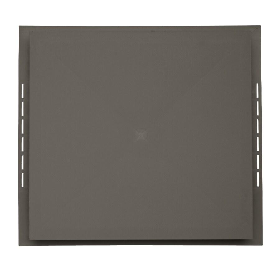 18.5-in x 16.75-in Shadow Vinyl Universal Mounting Block