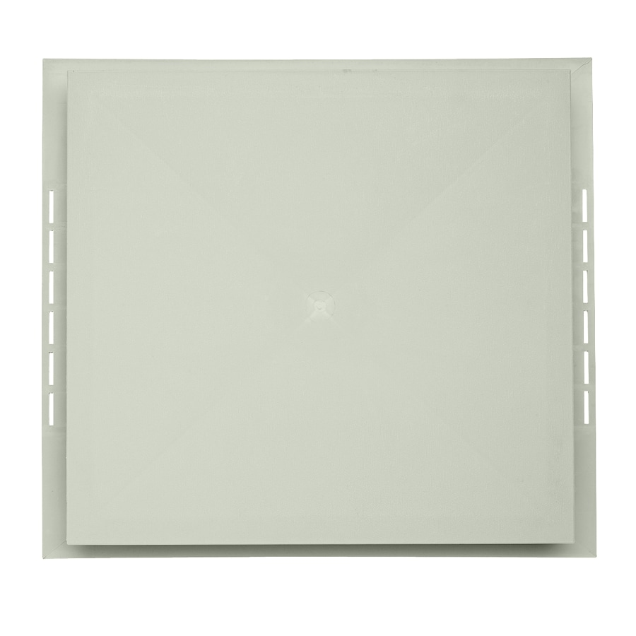 18.5-in x 16.75-in Vinyl Mounting Block