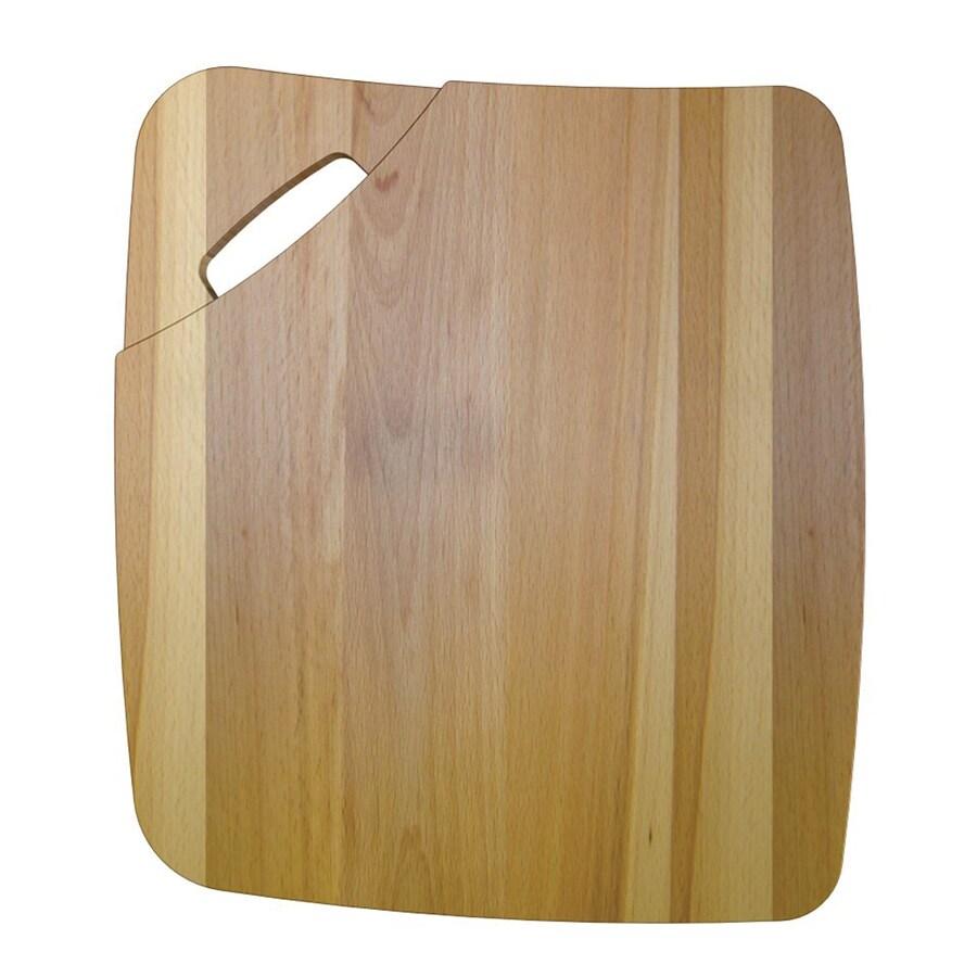 Jacuzzi 18-in L x 16.2-in W Cutting Board