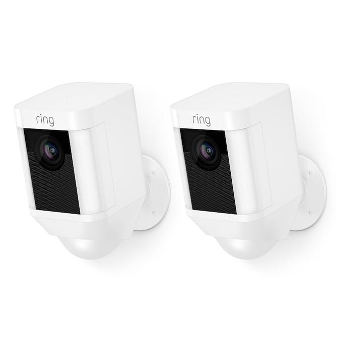 Ring Security Cameras #8X81X7-WEN0