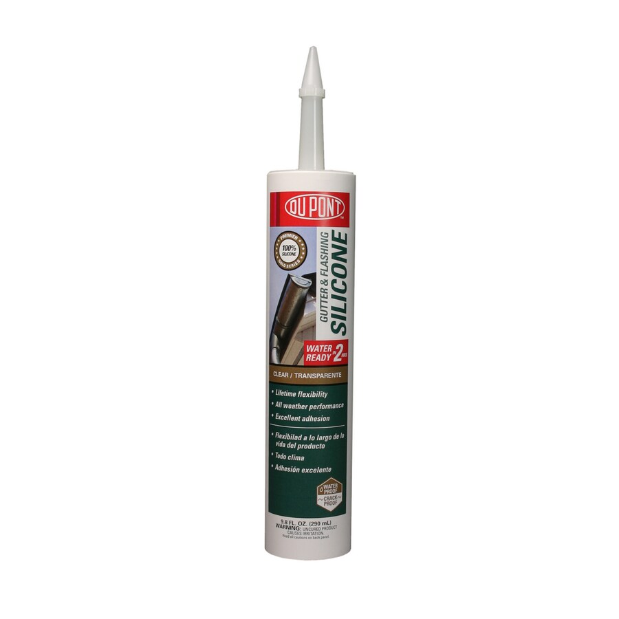 DuPont 9.8-oz Clear Silicone Specialty Caulk