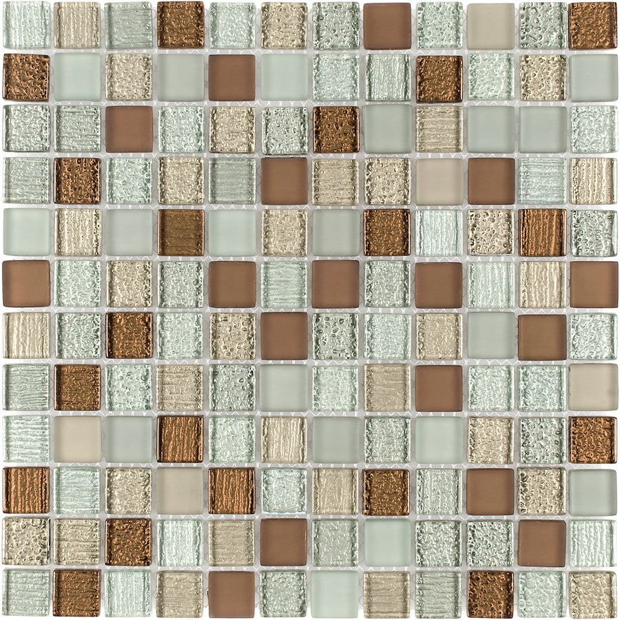 Mosaic tile backsplash lowes