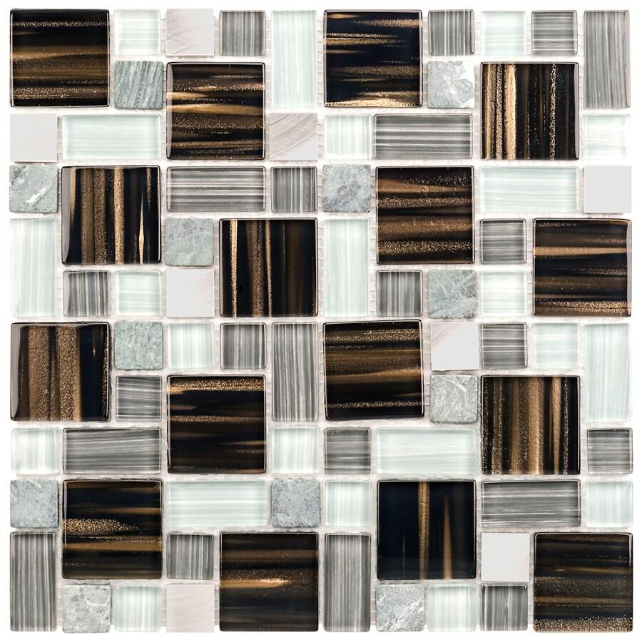 Home depot mosaic tile backsplash