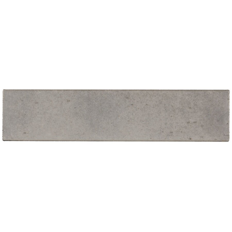 allen + roth Fossil Stone Brick Subway Ceramic Wall Tile (Common: 2-in x 8-in; Actual: 2.2-in x 9.5-in)