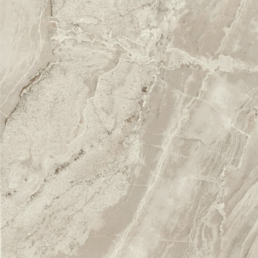 FLOORS 2000 Aura 7-Pack Gris Porcelain Floor and Wall Tile (Common: 18-in x 18-in; Actual: 17.73-in x 17.73-in)