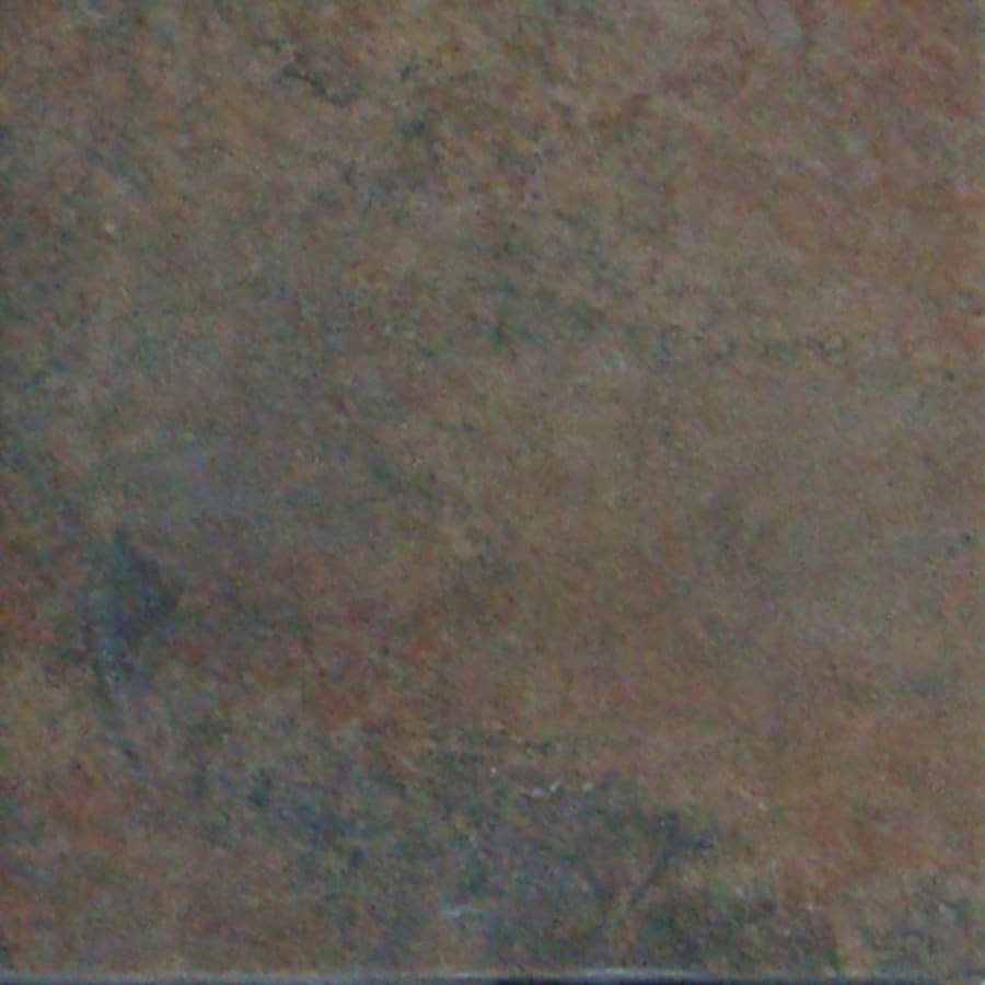 Style Selections 12-in x 12-in Castle Stone Harvest Glazed Porcelain Floor Tile