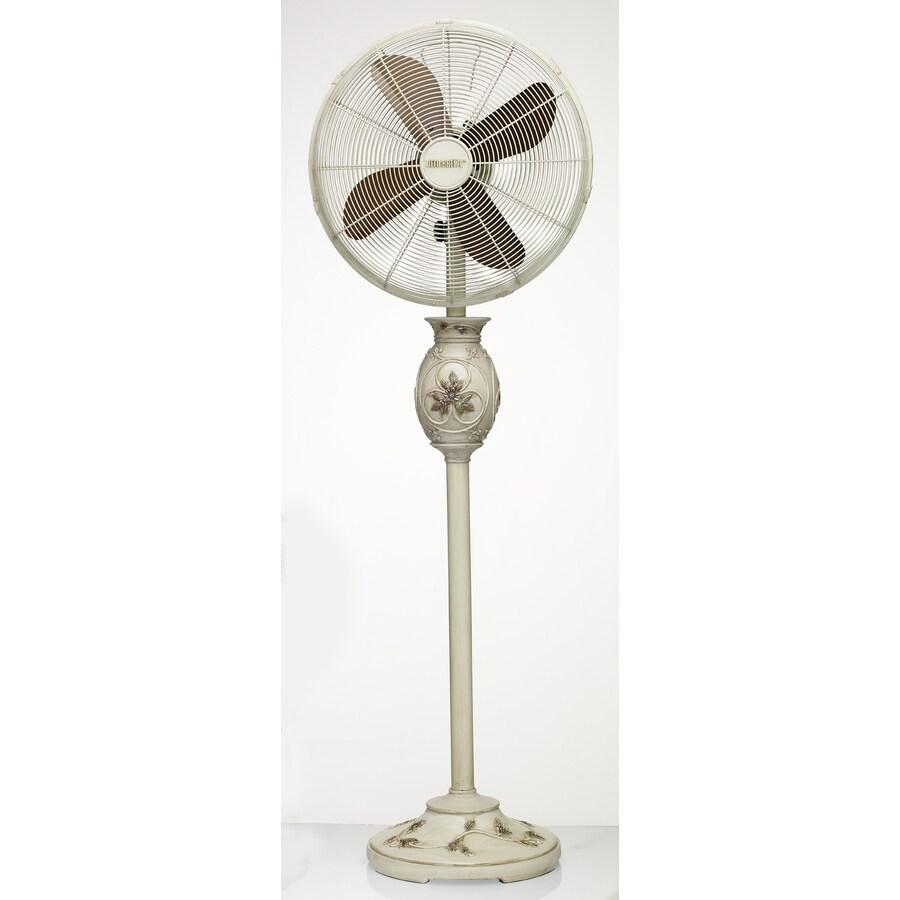 DECO BREEZE 16-in 3-Speed Oscillation Stand Fan