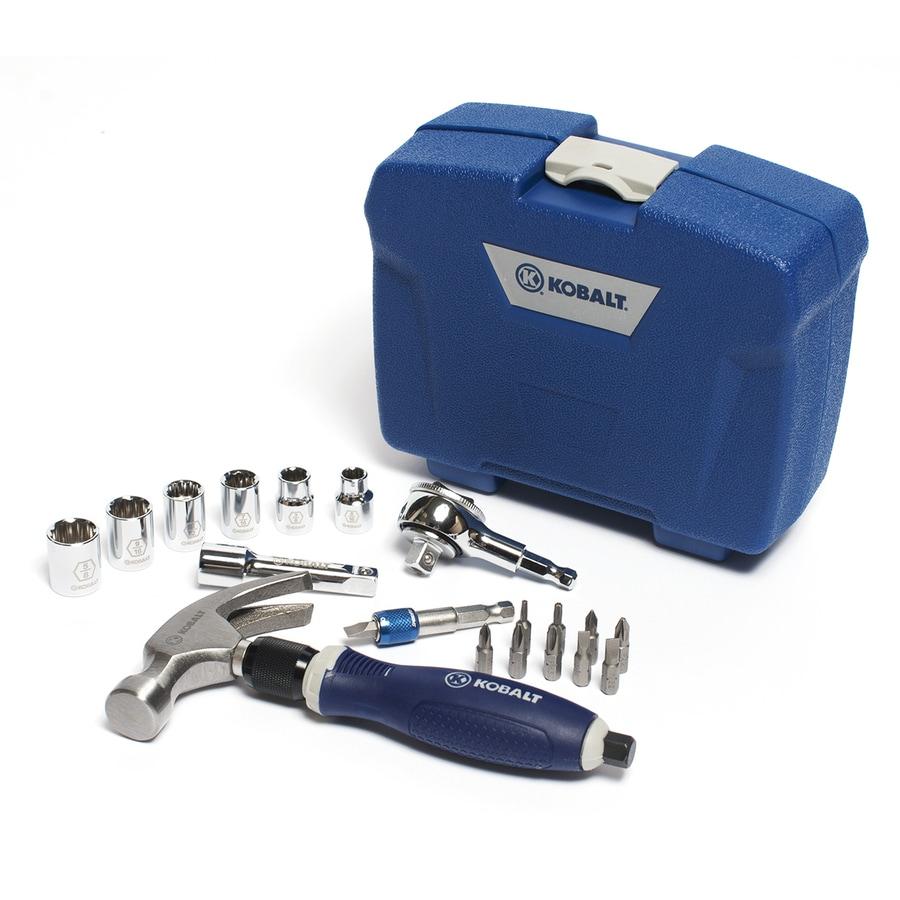 Kobalt Multipurpose Multi-Bit Hand Tool Set