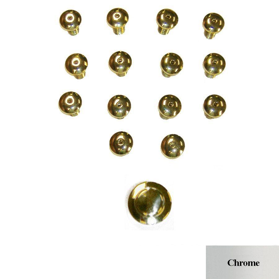 Laurel Mountain Chrome Air Injector Trim Rings