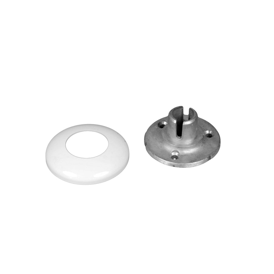 Fiberon HomeSelect ADA White Stainless Steel Line Connector