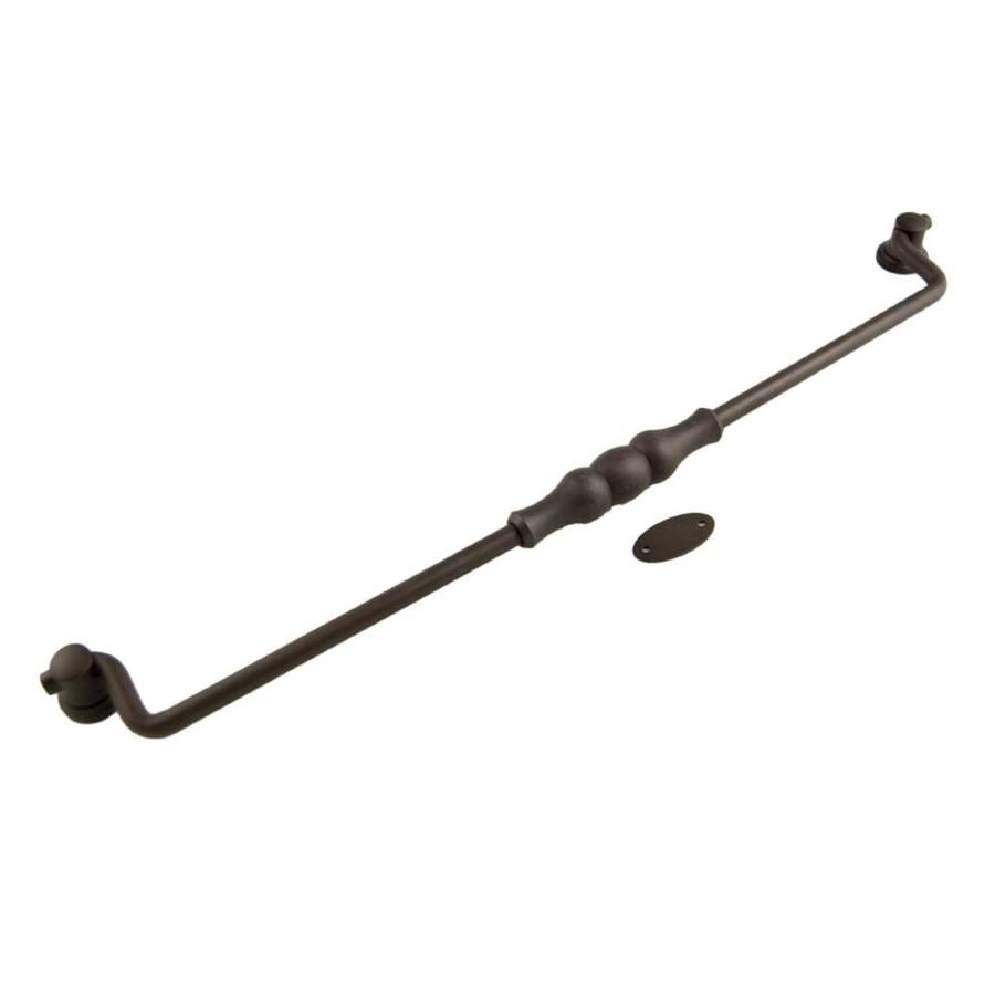 RK International 12-in Center-to-Center Oil-Rubbed Bronze Bail Cabinet Pull