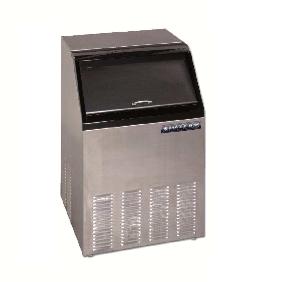 Shop Maxx Ice 35 Lb Freestanding Ice Maker At