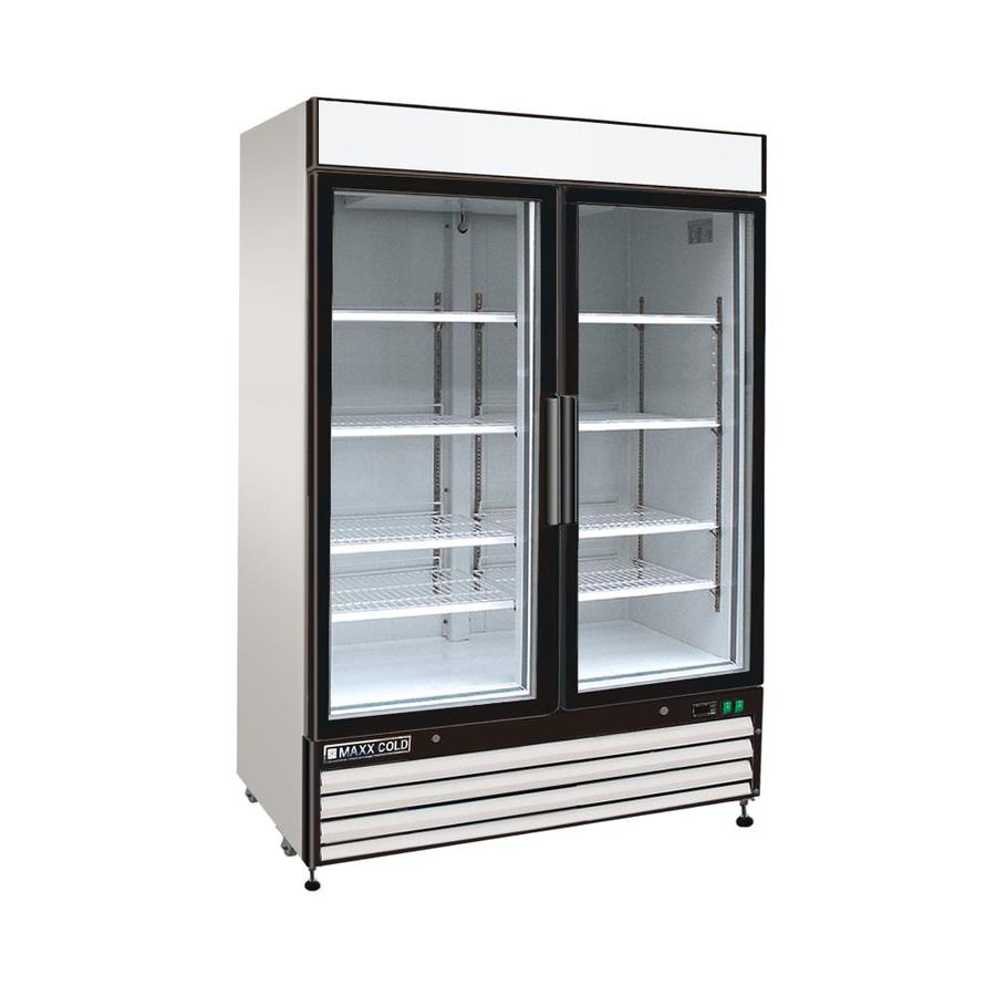 Shop Maxx Cold 48 Cu Ft 2 Door Freezerless Freezerless