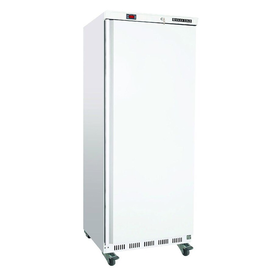 Maxx Cold 23-cu ft Frost-Free Freestanding Commercial Upright Freezer (White)