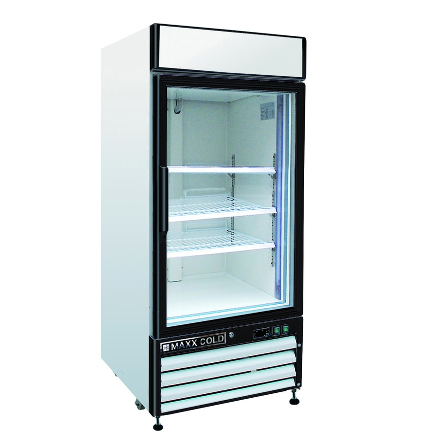 Maxx Cold 16-cu ft Frost-Free Freestanding Commercial Upright Freezer (White)