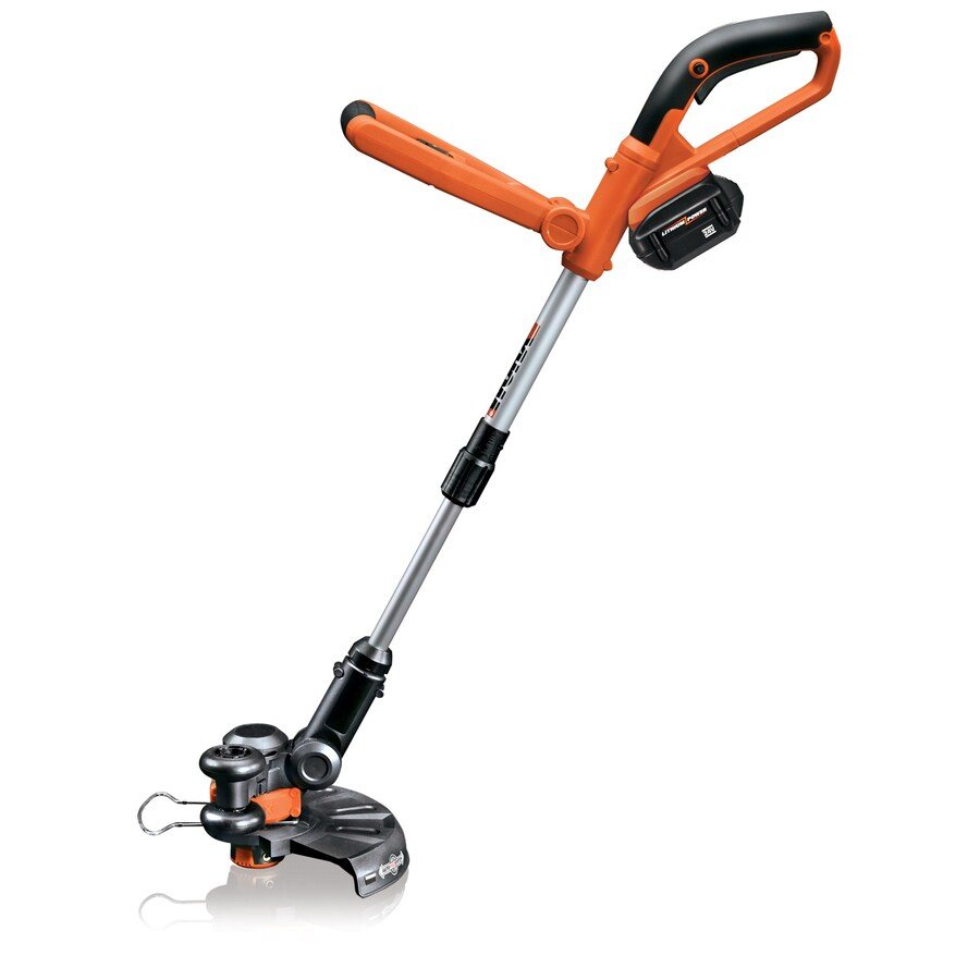 WORX 24-Volt 10-in Cordless String Trimmer and Edger