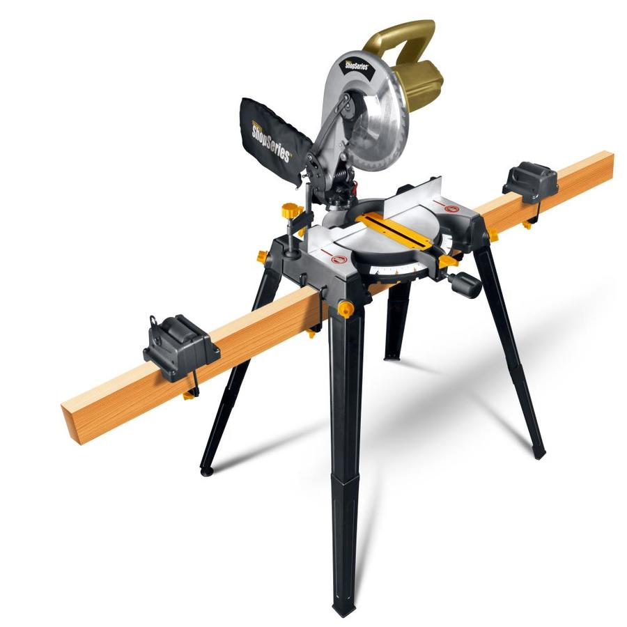 Shop Series by Rockwell 10-in 14-Amp Bevel Miter Saw