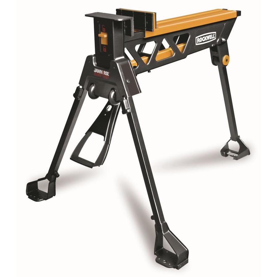 ROCKWELL Jawhorse 44-in Steel Saw Horse