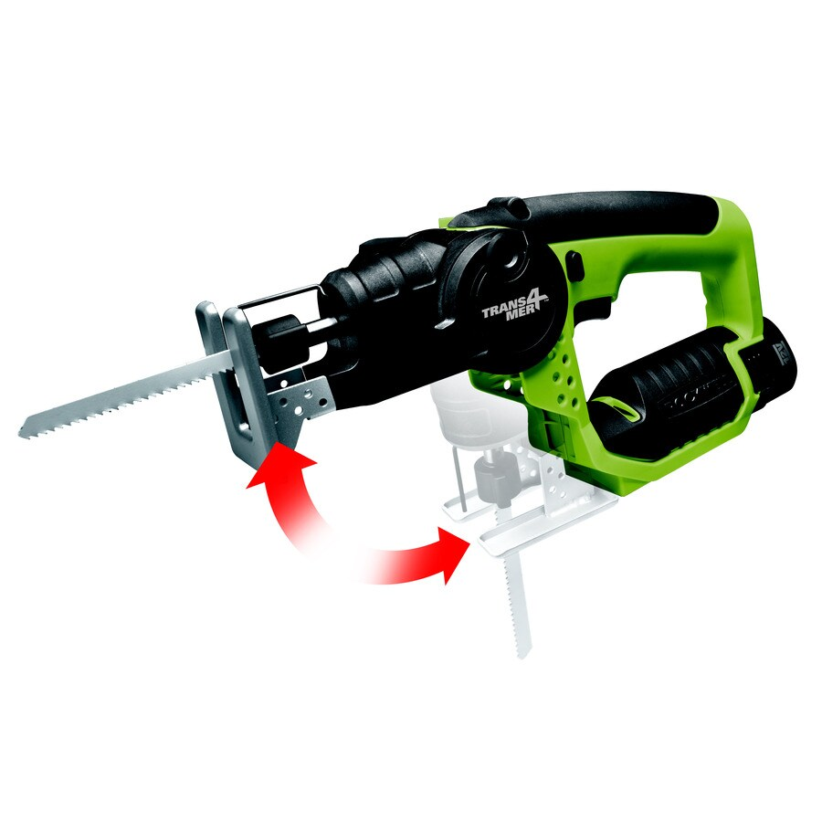 ROCKWELL 12-Volt Keyless Cordless Jigsaw 1 Battery Included