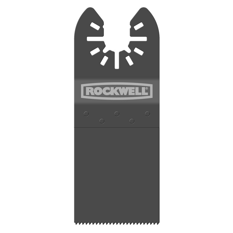 ROCKWELL Sonicrafter 1-3/8-in Bi-Metal and Wood End Cut Saw Blade