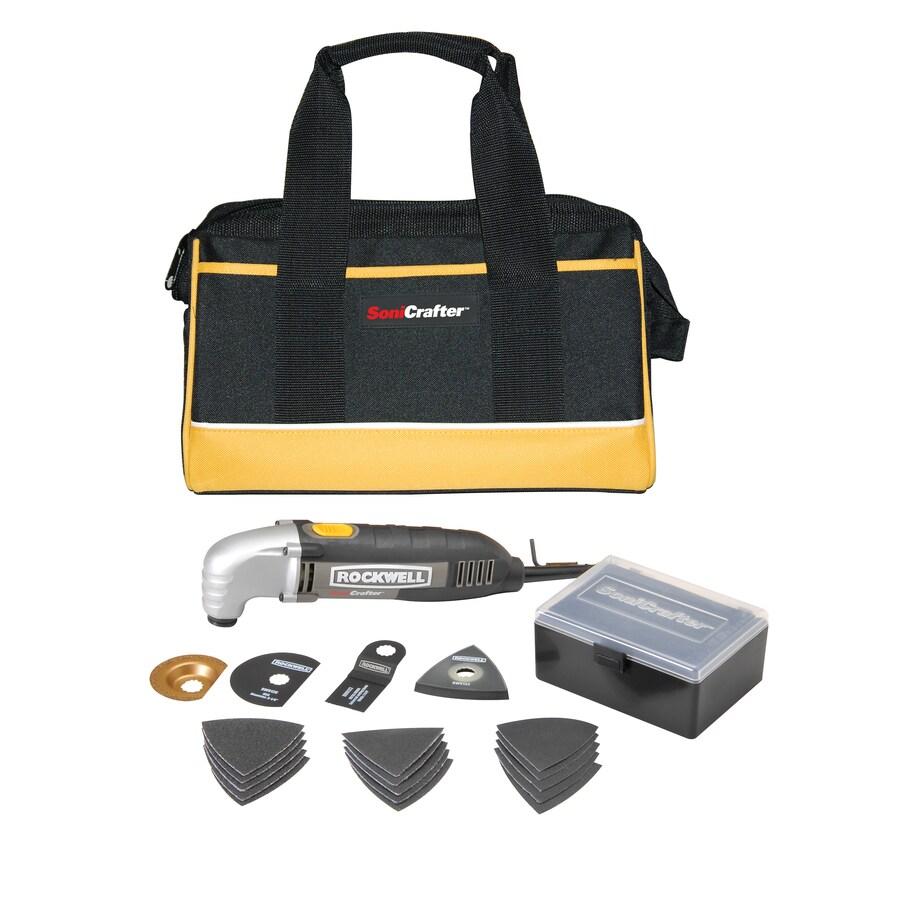 ROCKWELL 2.3-Amp Oscillating Tool Kit