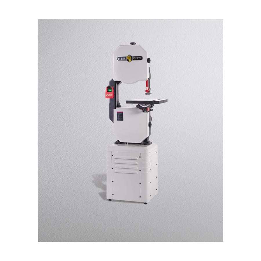 STEEL CITY 13-1/2-in 5-Amp Band Saw