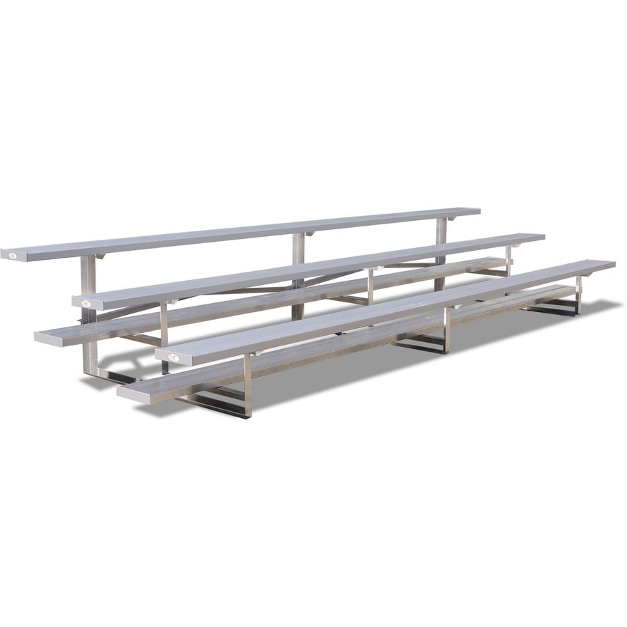 Ultra Play 252-in L Aluminum Portable Bleacher