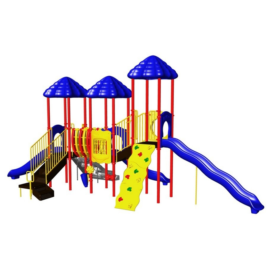 Ultra Play Uplay Today Up and Away Commercial Playset