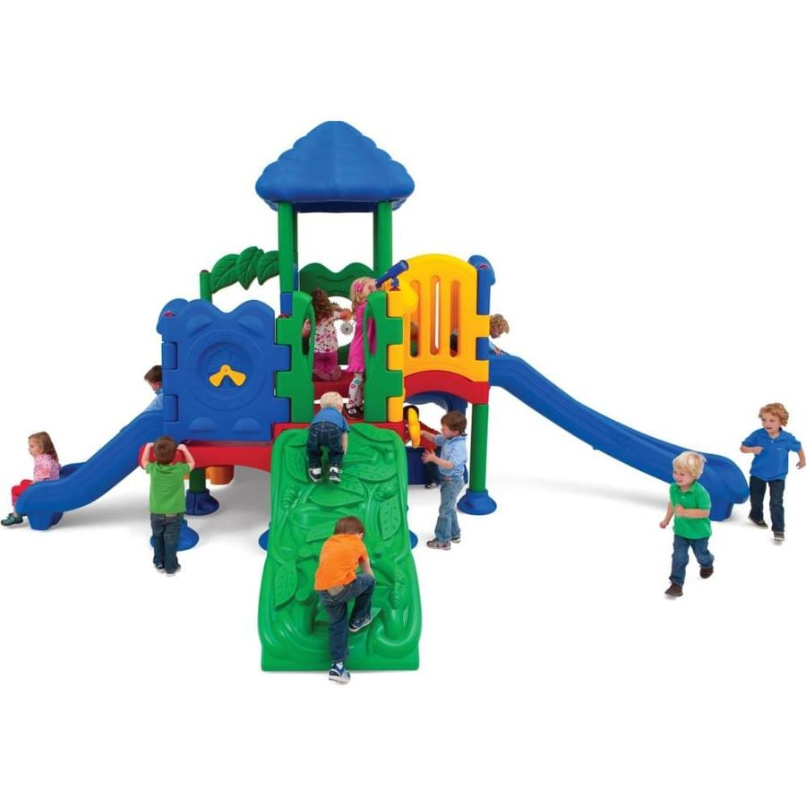 Ultra Play Discovery Center 5 Commercial Playset
