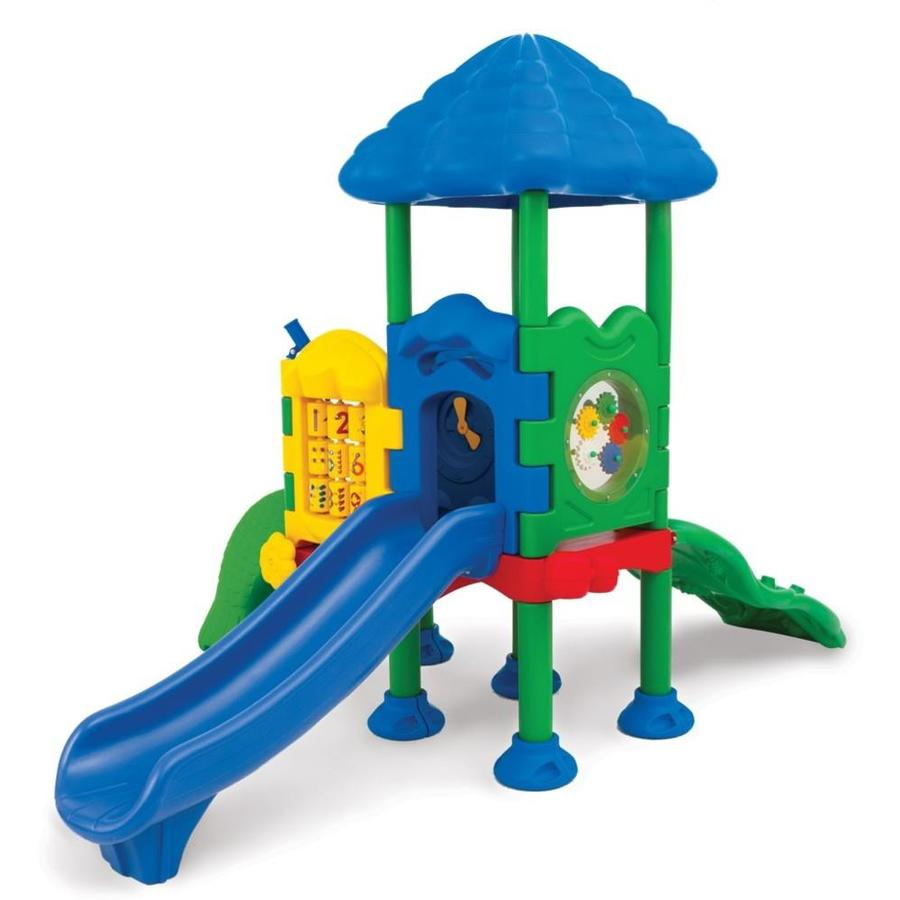 Ultra Play Discovery Center 2 Commercial Playset