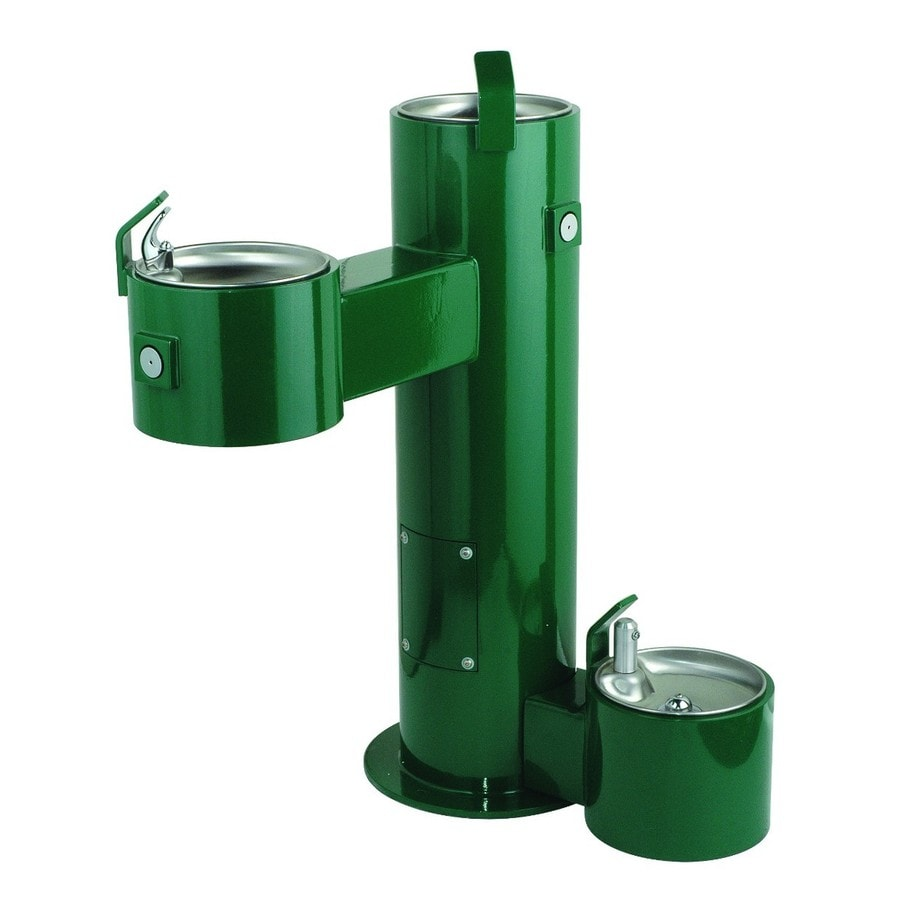 Ultra Play 3-Head Outdoor Pet Fountain