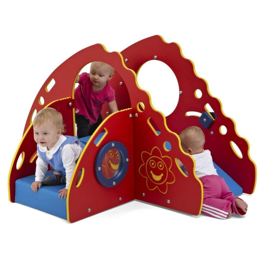 Ultra Play Crawl and Toddle Commercial Playset