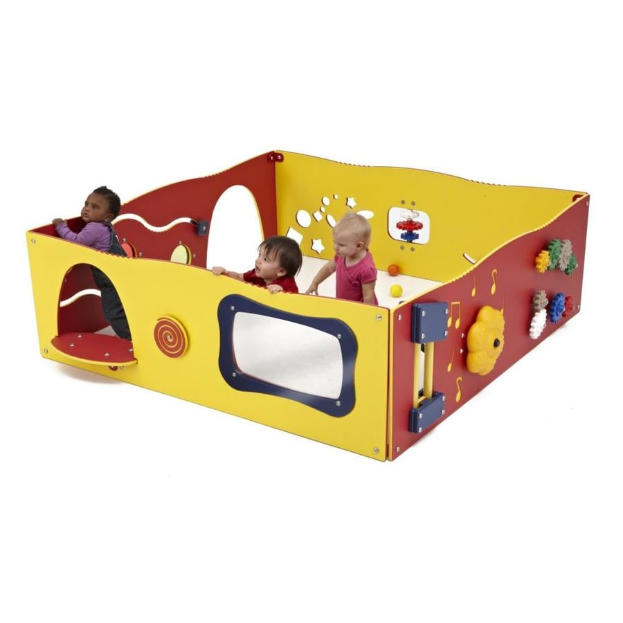 Ultra Play Learn-A-Lot Commercial Playset
