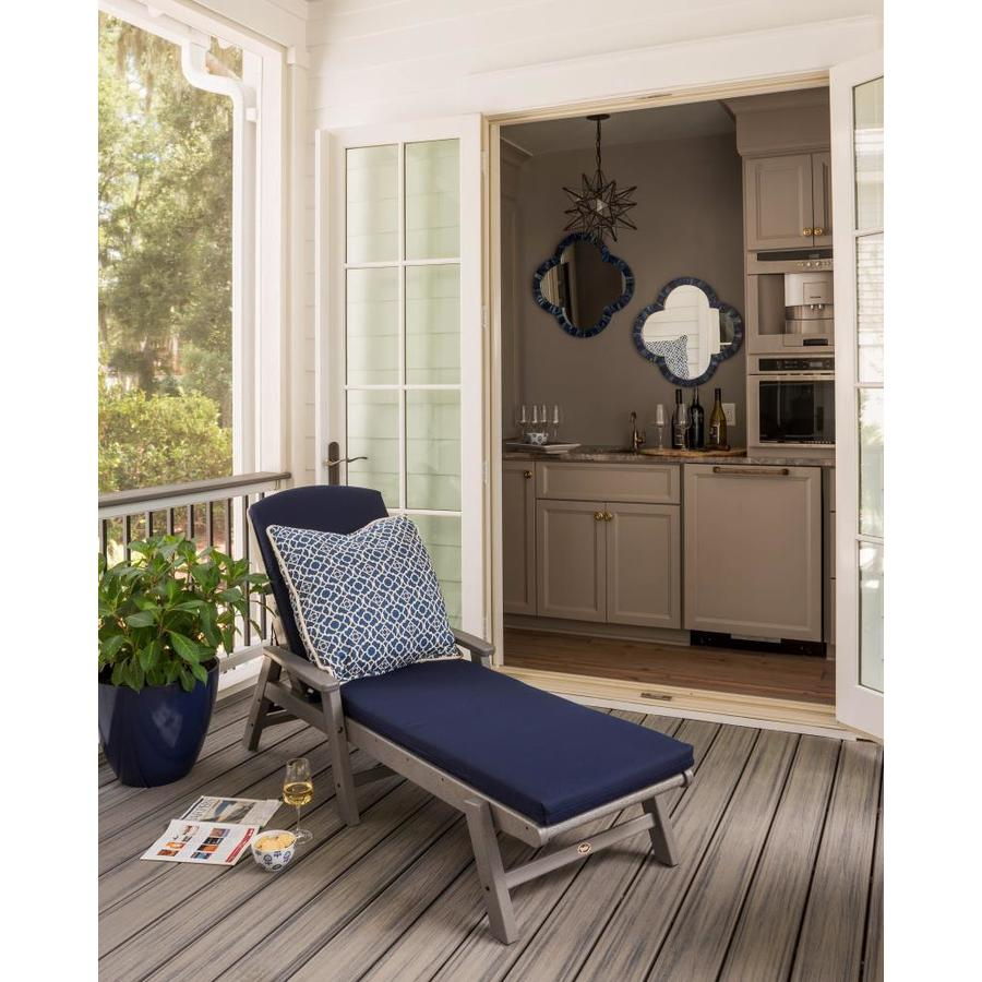 Shop Trex Outdoor Furniture Yacht Club Stepping Stone ...