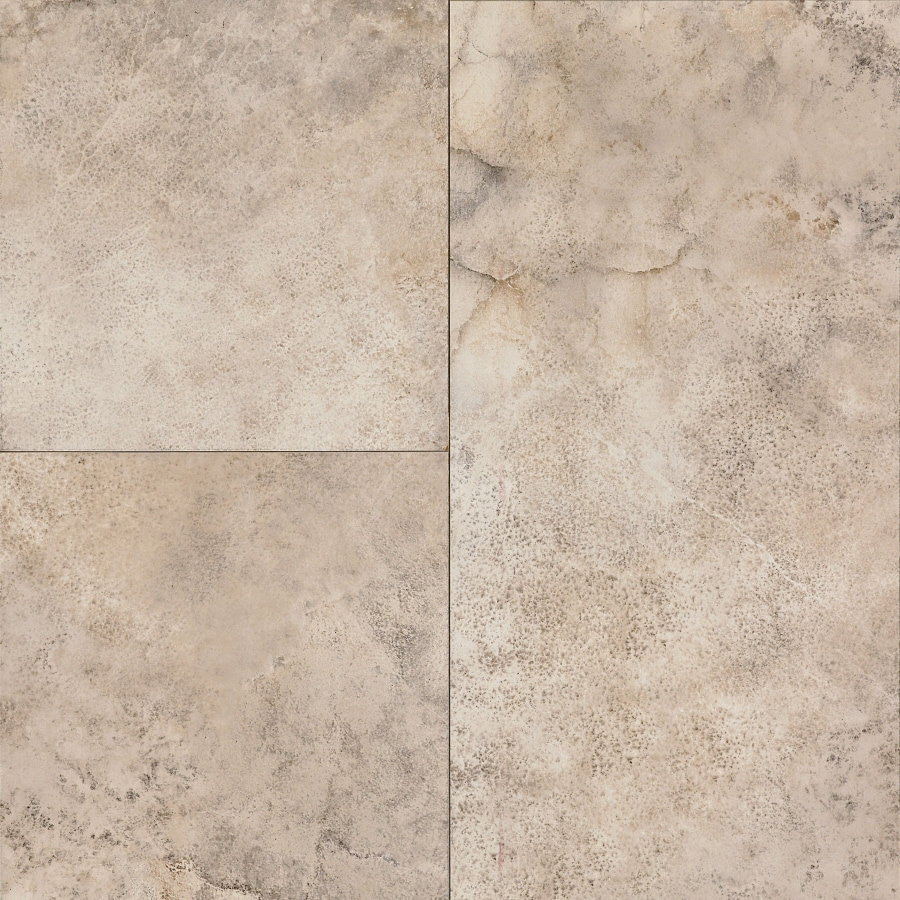 SwiftLock Plus Laminate 13-3/8-in W x 51-5/8-in L Florence- Warm Gray Laminate Flooring