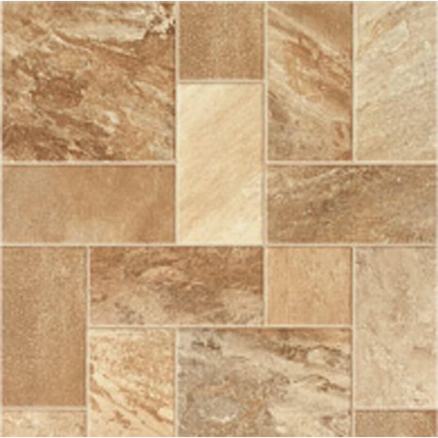 SwiftLock Plus Laminate 16-1/4-in W x 51-5/8-in L Rocky Mountain- Beige Sunset Laminate Flooring