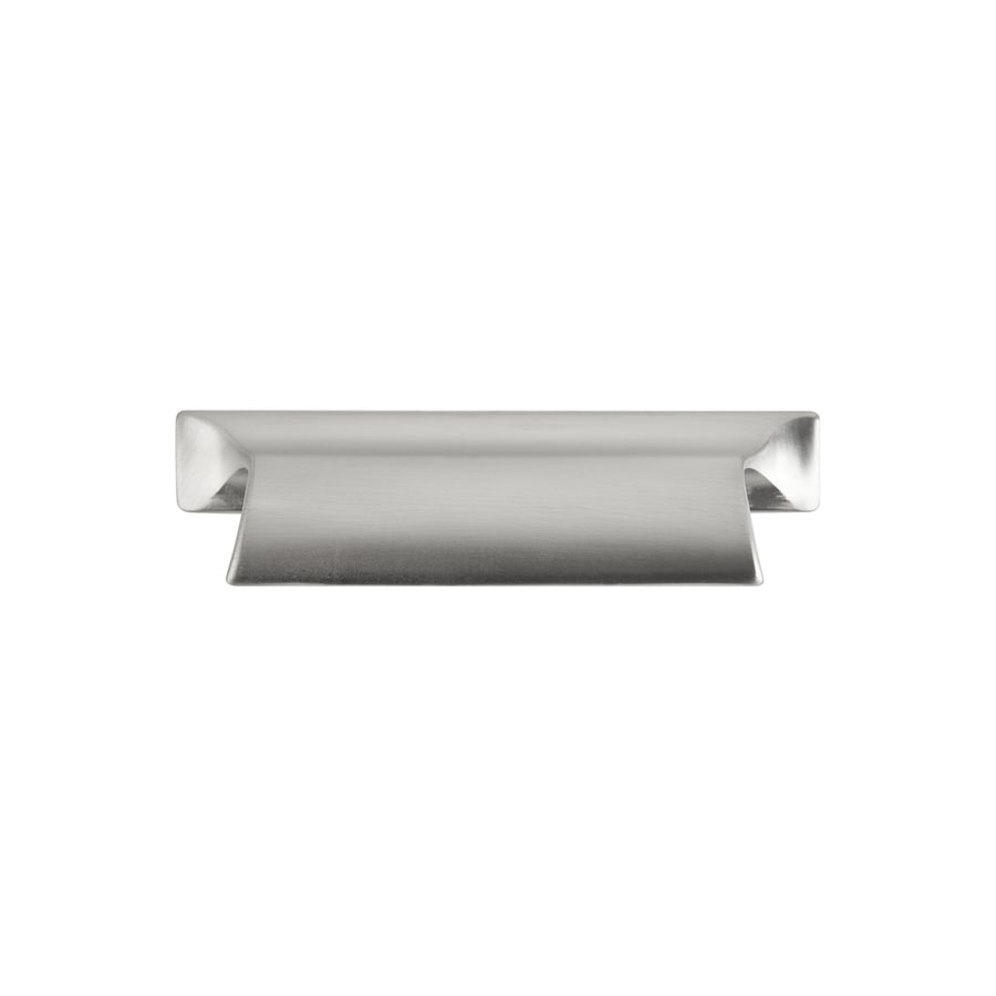 Continental Home Hardware 2-3/4-in Center-to-Center Satin Nickel Boise Cup Cabinet Pull
