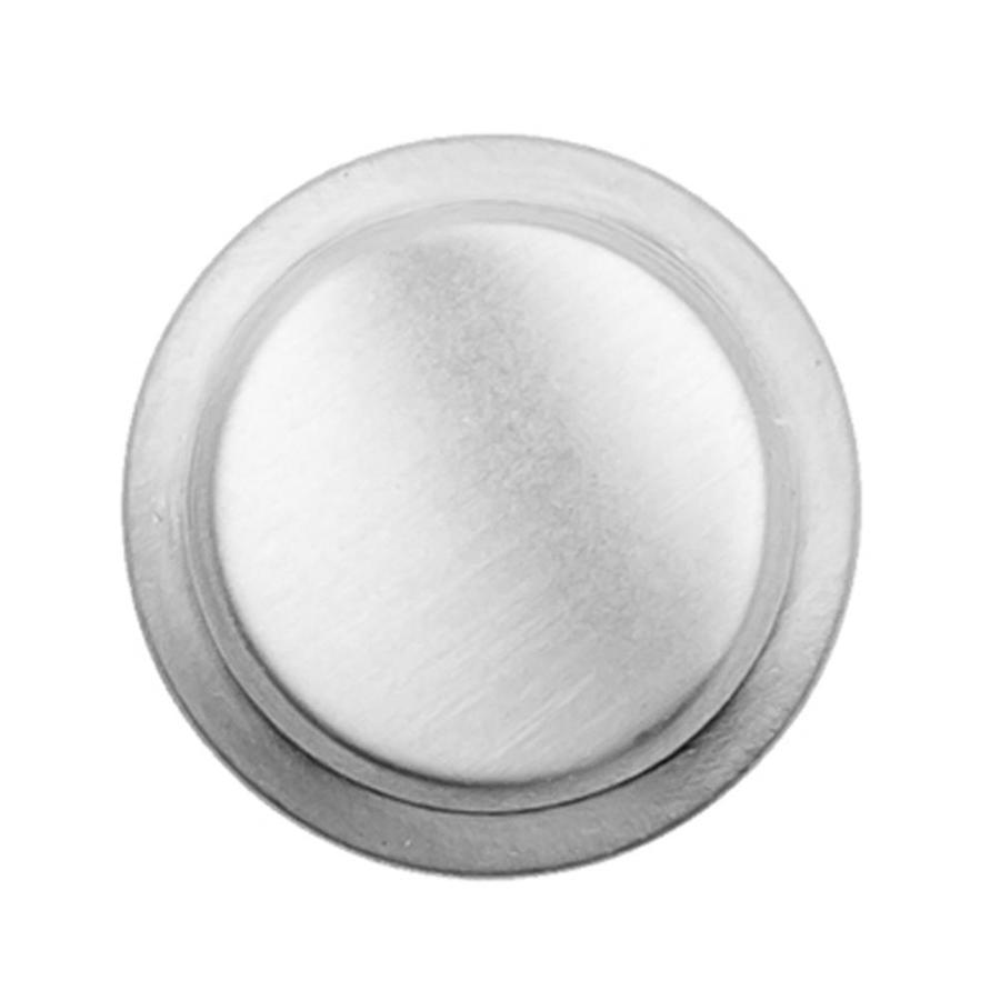 Continental Home Hardware Furniture Hardware Satin Nickel Round Cabinet Knob