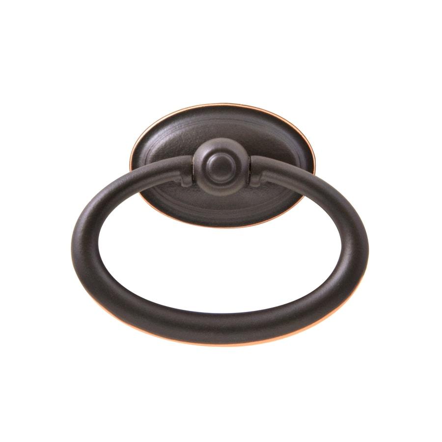 Sumner Street Symmetry Oil-Rubbed Bronze Oval Cabinet Knob