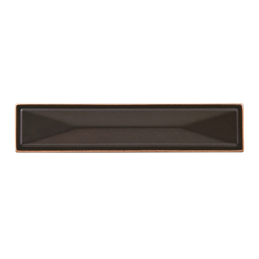Sumner Street 3-in Center-to-Center Oil-Rubbed Bronze Symmetry Rectangular Cabinet Pull
