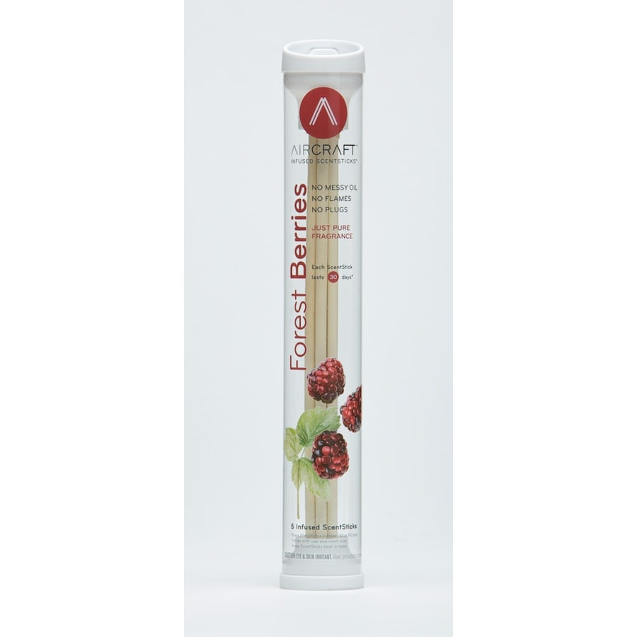 AirCraft 5-Pack Forest Berries Reed Diffuser