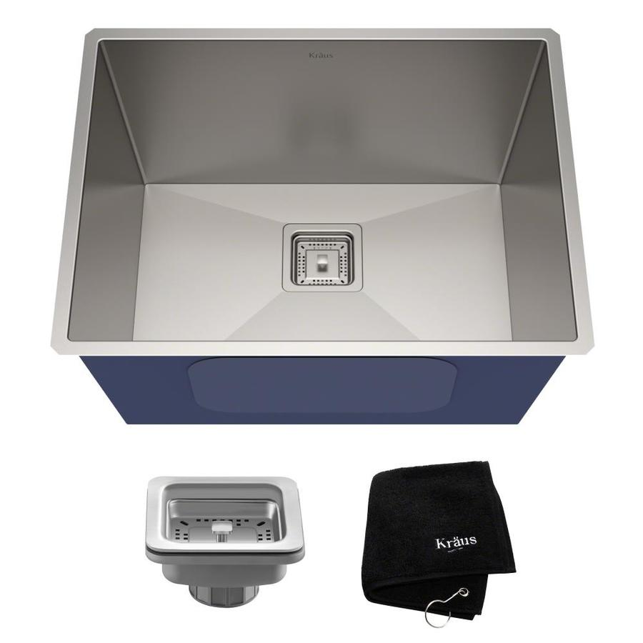 Undermount Corner Kitchen Sinks Stainless Steel : ... Steel Single-Basin Undermount Corner Install Residential Kitchen Sink