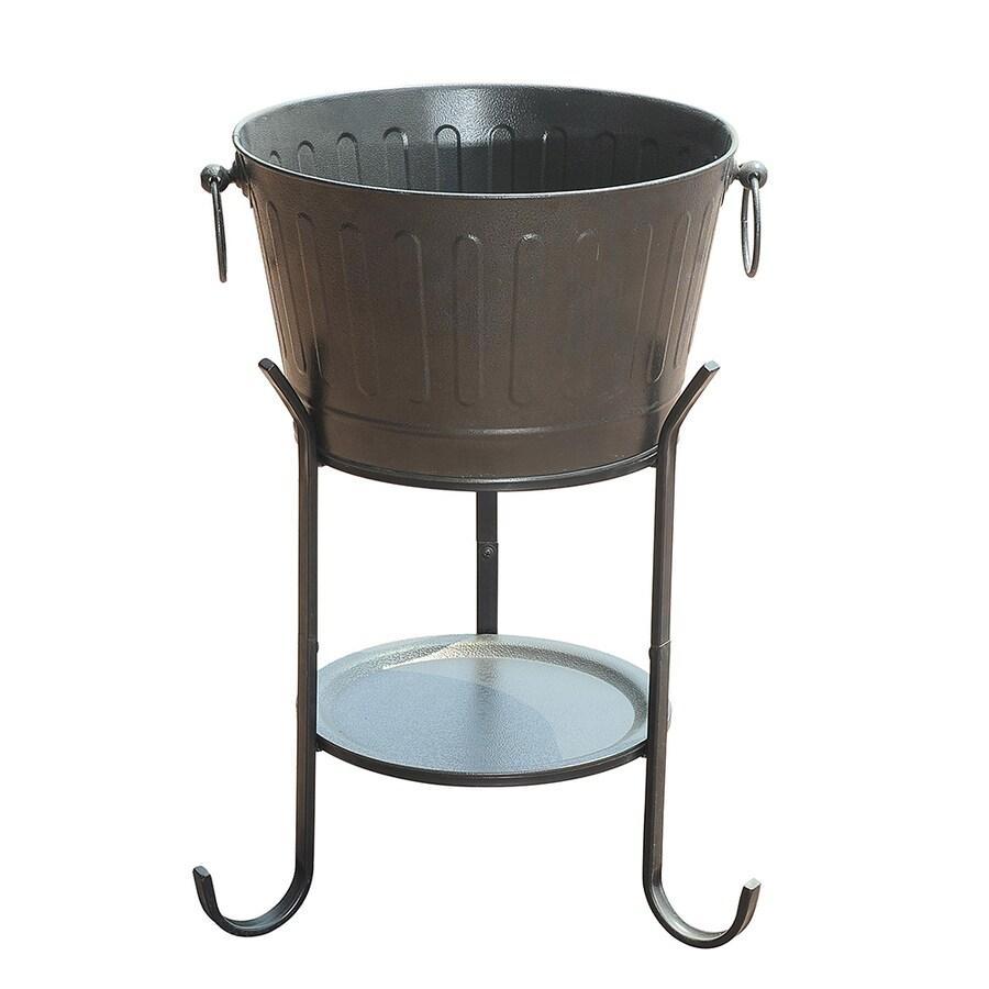 Sunjoy 6-Gallon Steel Beverage Cooler