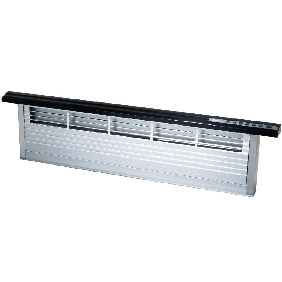 Shop Dacor Downdraft Range Hood Black At Lowes Com