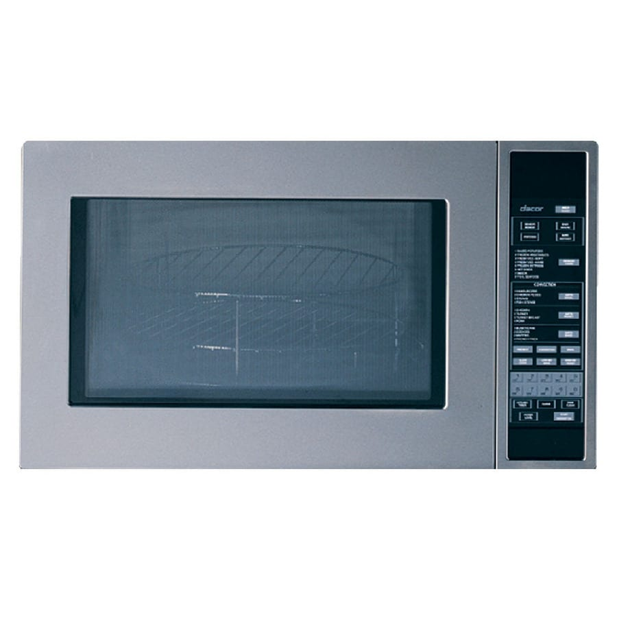 Dacor 1.5-cu ft 900-Watt Countertop Convection Microwave (Stainless Steel)